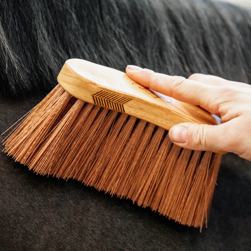 Grooming Deluxe Middle Brush Medium 1
