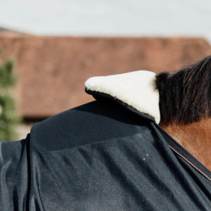 Kentucky Horsewear Sheepskin Wither Protection 3