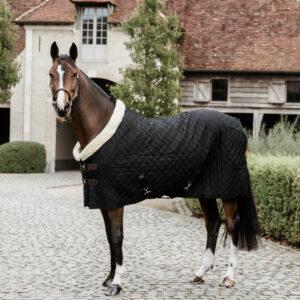 Kentucky Horsewear Show Rug - Black