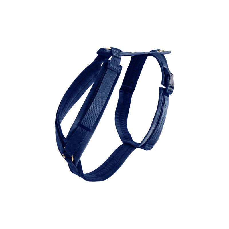 Active Dog Harness Velvet Navy 1