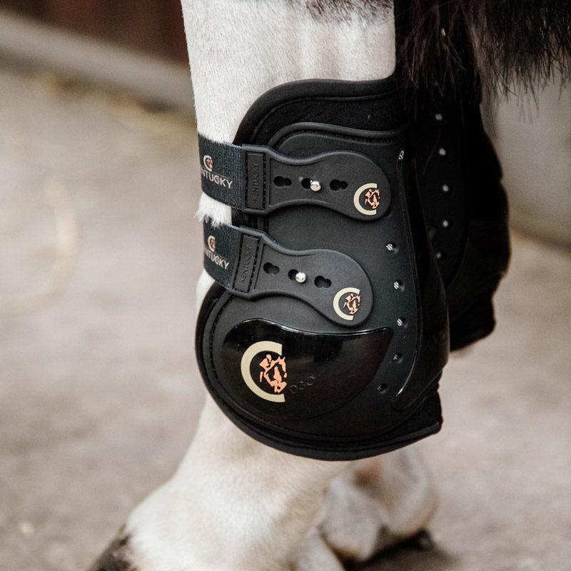Kentucky Horsewear Pro Jump Moonboot Max Boots Black 2