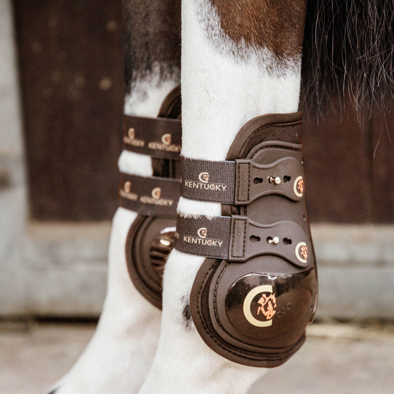 Kentucky Horsewear Pro Jump Moonboot Max Boots Brown