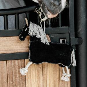Kentucky Horsewear Relax Horse Toys Pony Black